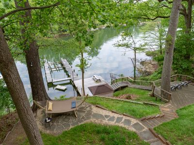 Photo for CHASE CREEK RETREAT an Annapolis getaway on the Severn River.