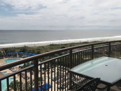 Photo for **Lots of water activities* Large Oceanfront 3 bedroom condo- Sleeps 10!!