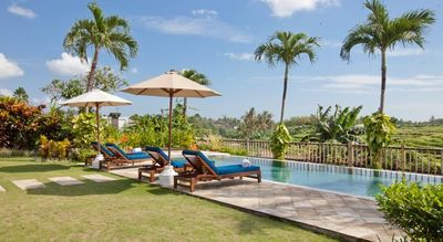 Photo for 5 BDR Villa Rice field view Canggu