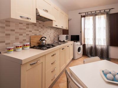 Photo for Apartment in Cefalù 200 meters from the beach, sleeps 6