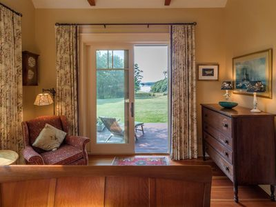 Photo for Highfields in Edgecomb is a luxury Maine rental made up of a three building compound and sleeps 17 p
