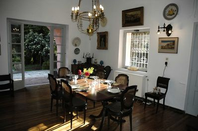 The Red House Dinning Room