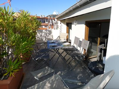 Photo for TERRASSE DE BABETTE AP4122 by RIVIERA HOLIDAY HOME