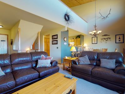 Photo for Convenient, spacious family getaway-near skiing, fishing