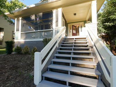 Photo for 2BR Apartment Vacation Rental in Asheville, North Carolina