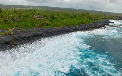 Photo for Private Oceanfront Luxury Home On The Pristine Puna Coast