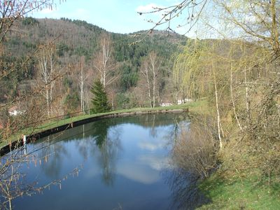 Photo for GERARDMER (18 kms) Cottage Capucine 2/4 people with SPA JACUZZI and SAUNA