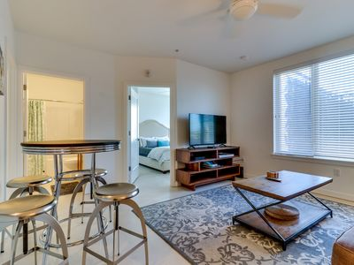 Photo for Well-appointed and dog-friendly Eastside retreat - walk to restaurants!