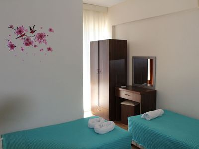 Photo for Alinda Dalyan: Double Standard Room with 2 Singles