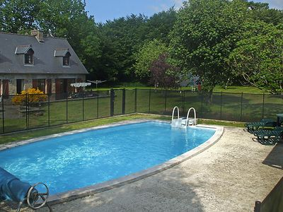 Photo for Vacation home La Sejannerie in Sourdeval - 7 persons, 3 bedrooms