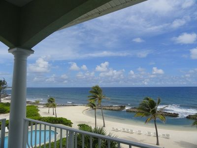 Photo for Sunsets And Ocean Front Luxury Awaits You!!!