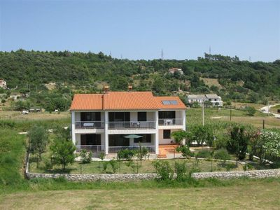 Photo for Apartment in Palit (Rab), capacity 2+1
