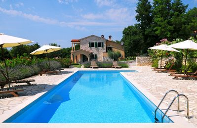 Photo for Villa Biljana with Shared Pool in Resort Vlakovo