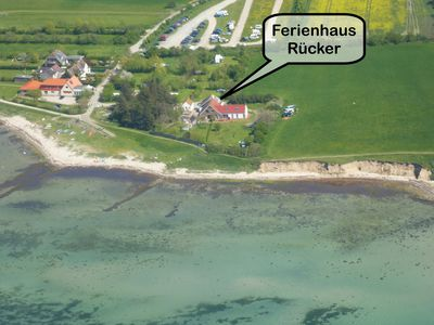 "Photo for Large apartment, right on the surfing and kite area ""Gold on Fehmarn"", Wi-Fi"