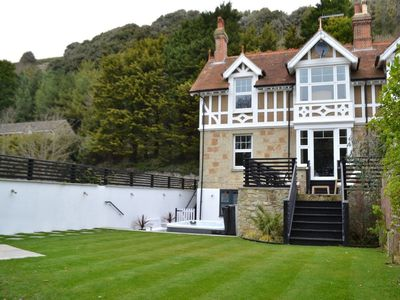 Photo for 4 bedroom accommodation in St Lawrence, near Ventnor