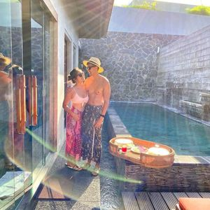 Photo for Floating Breakfast 1Bedroom Private Villa Seminyak