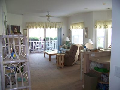 Photo for Sea Trail 2 BR Ground Floor Golf View Condo close to beach