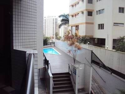 Photo for COMFORTABLE APARTMENT ON THE SAND WITH POOL ..............................