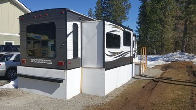 Photo for Tiny Living 32' Travel Trailer