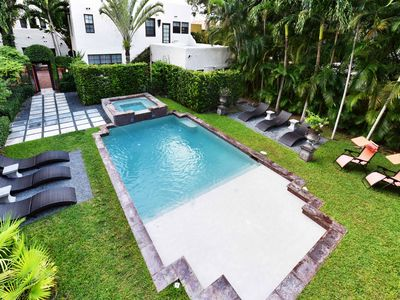 Photo for Charming & Historic Miami Cottage 1 bedroom & Pool