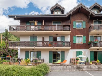 Photo for Apartment Les Ormeaux in Saint Gervais - 3 persons, 1 bedrooms