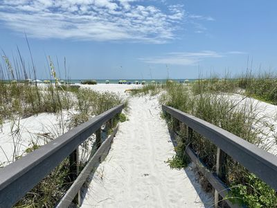 Beach Access - Steps Away!