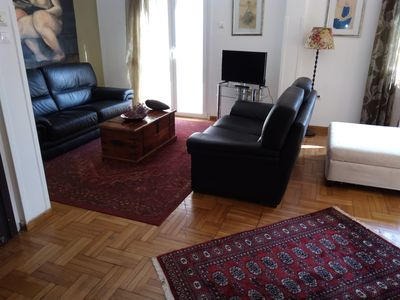 Photo for STUNNING APARTMENT IN THE HEART OF ATHENS