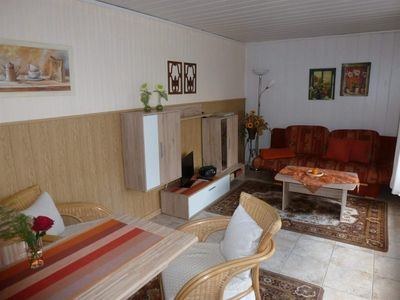 Photo for Holiday house, shower, toilet, quiet - FH 2 pers. - House Völkner