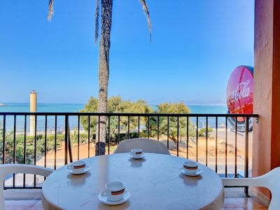 Photo for Arenal 2 Duplex, 4 bedrooms for 8 people, private terrace & sea views