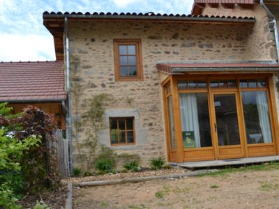 Photo for 2BR House Vacation Rental in LACHAUX, Auvergne-Rhône-Alpes