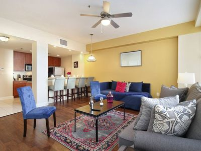 Photo for COOL AND COZY DOWNTOWN CONDO WITH GREAT AMENITIES!
