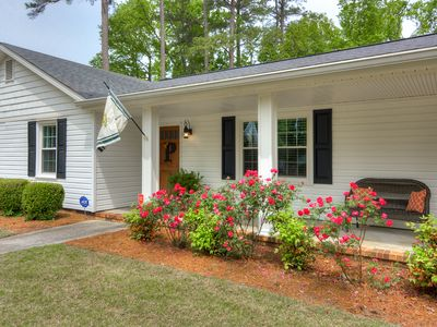 Photo for Masters/Ironman 4bed/3bath, 3 MINUTES to Augusta National, RECENT COMPLETE RENO