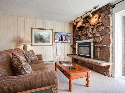 Photo for SM311 by Mountain Resorts ~ Ground Level Condo w/ Nice Views & Hot Tub!