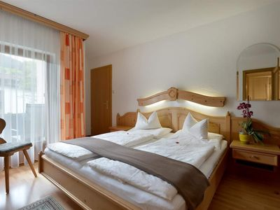 Photo for Double room with shower, WC - Haus Landmann