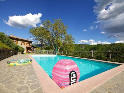 Photo for Villa Lonna in Florence Area, Tuscany