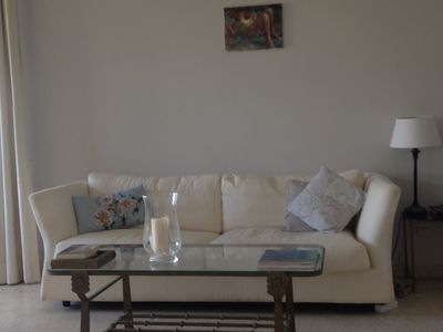 Photo for Charming, spacious, flat between Marbella/ Estepona.