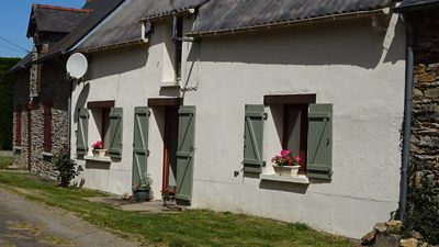 Photo for La Maison Blanche is off the beaten track, enjoy the slow pace of Breton life