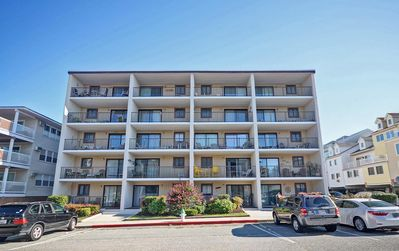 Photo for 2 Bedroom, 2 bath Condo steps from the Ocean!
