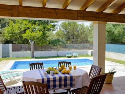 Photo for Holiday house Cala d'Or for 1 - 6 persons with 3 bedrooms - Holiday house