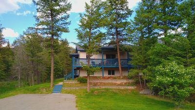 Photo for Bear Tracks Chalet On Copper Point Golf Course, Hot Tub, Pool & Foosball Table**