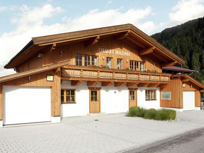 Photo for Bright Chalet with Terrace in Saint Jakob in Haus Tyrol