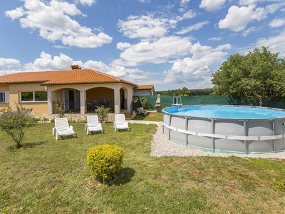 Photo for Holiday home Rea with pool near Labin, family friendly