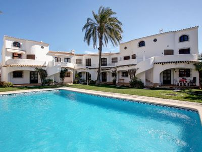 Photo for Apartment Residencial Oasis Park  in Dénia, Costa Blanca - 6 persons, 3 bedrooms