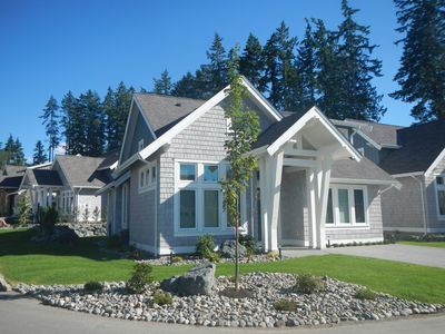 Photo for Qualicum Family Beach House & Oceanfront Gated Resort.