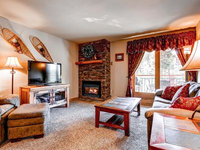 Photo for 20% Off Spring! Ideal Location, Wi-Fi, Heated Pool Access, Gas Grill, Parking