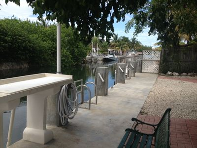Photo for Water Front Vacation Rental Beautiful Florida Keys