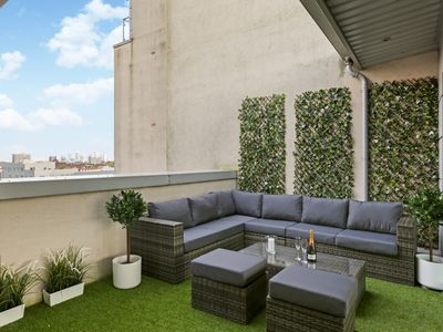 Photo for Huge Penthouse with Terrace in Central London