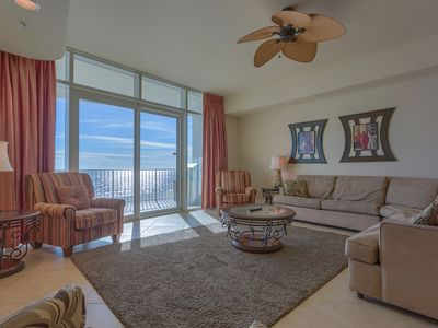Photo for Turquoise Place 408c Orange Beach Gulf Front Vacation Condo Rental - Meyer Vacation Rentals