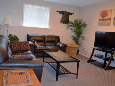 Photo for Private Furnished All-Inclusive Home Away From Home