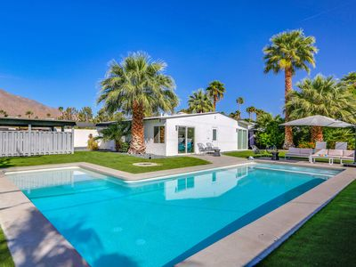 Photo for Sunnyview in Palm Springs: 3 BR / 2 BA home in Palm Springs, Sleeps 6